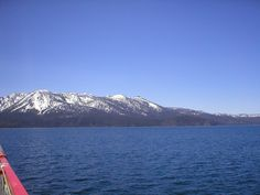 The month of May at Lake Tahoe.  www.aroundlaketahoe.com