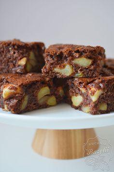 Wściekła szarlotka Babci Zosi - kuchniabazylii.pl - blog kulinarny Sweet Recipes, French Toast, Food And Drink, Beef, Breakfast, Foods, Smoothie, Cakes, Kitchen