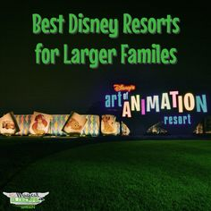 Best Disney Resorts