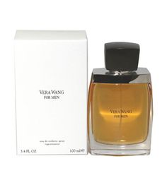 VERA WANG for Men Cologne 3.3 / 3.4 oz New in Box Sealed  | eBay