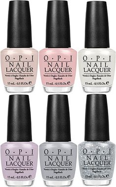 OPI's ballet-inspired spring collection