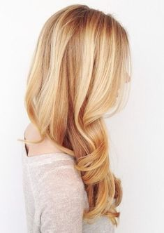 if i was gonna be blonde, this is how I'd do it