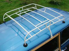 Rally Roof Rack for a Classic Mini