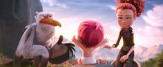 This Storks Movie Clip Might Look All Too Real to Sleep-Deprived Parents