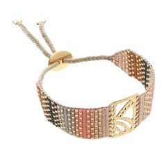 Le bracelet Billy - Découvrir toutes nos créations - La Cabane à Perles