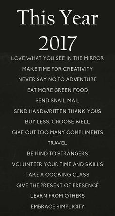 I love this..love what you see in the mirror