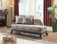 French design with solid wood frame and high quality imported fabric. Size:71