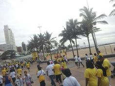 Awesome vibe at the @ecr9495 @Discovery_SA #BigWalkDurban