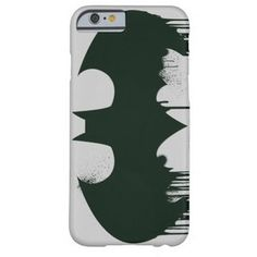 Bat Symbol - Batman Logo Spraypaint Barely There Iphone 6 Case