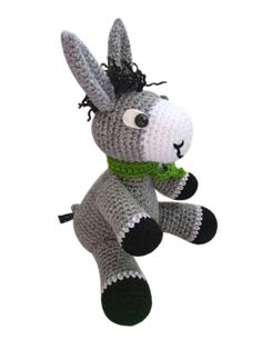 Perki the Donkey | Free by Gaëlle Quemener