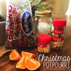 Potpourri Gift Jars The smell of Christmas wrapped up in a jar! Perfect for simmering through the house and they make adorable gifts!The smell of Christmas wrapped up in a jar! Perfect for simmering through the house and they make adorable gifts! Mason Jar Christmas Gifts, Neighbor Christmas Gifts, Christmas Scents, Mason Jar Gifts, Homemade Christmas Gifts, Homemade Gifts, Christmas Fun, Gift Jars, Diy Gifts