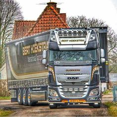 DAF XF 106. 460 FT