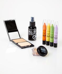 This Prime, Correct & Set Kit by City Color Cosmetics is perfect! #zulilyfinds