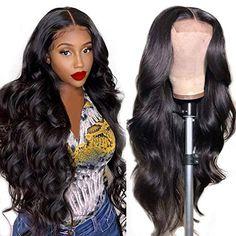 Natural Hair Wigs, Real Hair Wigs, Natural Hair Styles For Black Women, Wigs For Black Women, Remy Human Hair, Human Hair Wigs, Wig Hairstyles, Straight Hairstyles, Woman Hairstyles