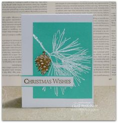 Christmas Wishes by simplybeautiful - Cards and Paper Crafts at Splitcoaststampers