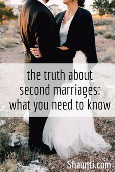 """I discovered that the sources for the percent of second marriages end in divorce"""" stat don't exist. The truth is is much better. If you're considering getting married again after divorce, you need to know these three things for a happy second marriage. Second Marriage Quotes, Divorce Quotes, Happy Marriage, Marriage Advice, Relationship Advice, Dating Quotes, Relationships, Online Dating Apps, Best Dating Apps"""