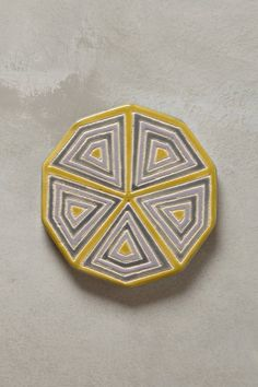 Kaleidoscope Coaster - anthropologie.com