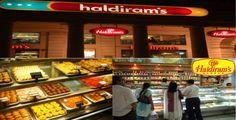 Sweet's at Haldiram's Nagpur #sweets #nagpur #haldiram