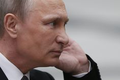 """""""And its goal is simple. Self-perpetuation and self-enrichment."""" The Putin Syndicate"""