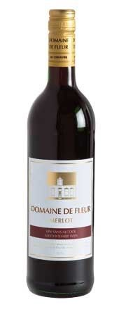 Alcohol free wine from Domaine de Fleur. Best quality around.