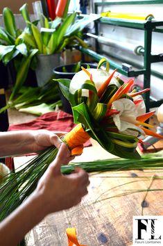 hibiscus creations deco: faire part mariage madras antilles