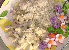 Cuochi per caso...o per forza!!: Bocconcini di pollo al lime e cocco da La Prova de...