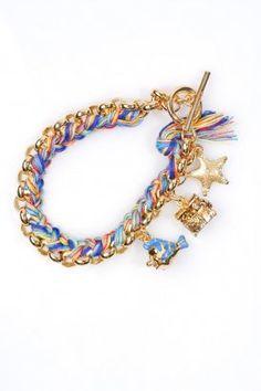 Cute bracelet! Tasia Claussen (@Tasia Claussen) on Wanelo