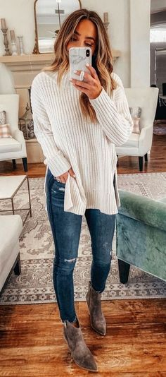 Fall fashion outfits: casual outfits Source by therosefashion winter outfits casual shoes Winter Outfits For Teen Girls, Fall Fashion Outfits, Casual Fall Outfits, Fall Winter Outfits, Look Fashion, Trendy Outfits, Autumn Fashion, Cute Outfits, Winter Style
