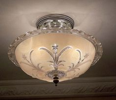 Get light into your home! Art Deco Lighting, Antique Lighting, Chandelier Lighting, Hallway Lighting, Bedroom Lighting, Lighting Ideas, Lighting Design, Deco Design, Lamp Design