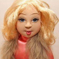 Приёмы, способы и варианты, как сделать лицо куклы обьёмным и рельефным. Обсуждение на LiveInternet - Российский Сервис Онлайн-Дневников