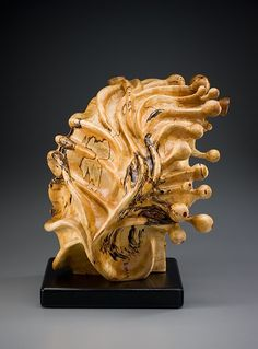 Tim Byrns' Revitalized Wood Sculptures | American Craft Council