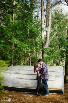 Maine Engagement Session ::  Bethany and Dan Photography ::  www.bethanydan.com