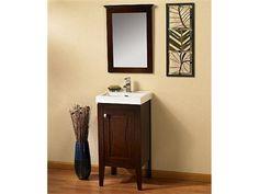 X Bathroom Vanity Cabinet Bathrooms Pinterest - 18 inch wide bathroom vanity for bathroom decor ideas