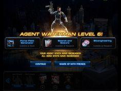 Agent Level Up