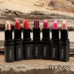 Motive Lip Makeup | Motives Cosmetics http://motives.marketamerica.com/artofmassage/??refEmail==USA