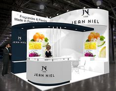 Exhibition Stall, Exhibition Booth Design, Stage Set Design, Dream Of Jeannie, Made In France, Online Portfolio, Trade Show, New Work, Decoration