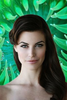 "The lovely Meghan Ory, starring in the all new CBS show ""Intelligence"", with Josh Holloway and Marg Helgenberger."