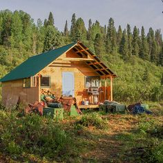 cabin-self-sufficient-living