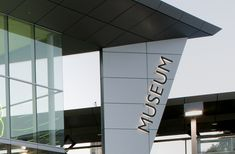Our brief was to modernise the existing Cultural Centre signage, that we had previously developed in the early 1990s, by referencing the materials and colours used in the new Museum entry.