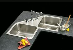 Dream On: Kitchen Remodel Ideas Double Bowl Corner Kitchen Sink Beds: Smart Buying Tips You might li