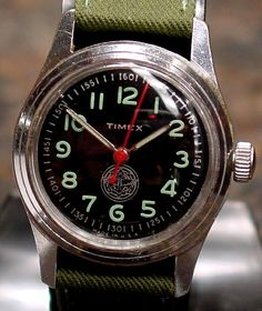 Vintage Timex Watch Forum, Information and History.: