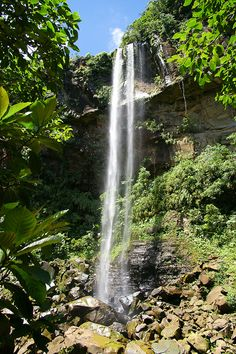 Pinaisaara Waterfall, Iriomote Island, Okinawa, Japan