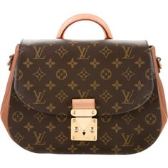 c1c765a6892d Pre-owned Louis Vuitton Monogram Eden MM ( 1