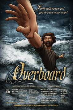"""Overboard ~ """"Why Did You Doubt?"""""""