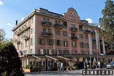 Cumbicão: Hotel Review - Onde ficar em Interlaken? Hotel Interlaken