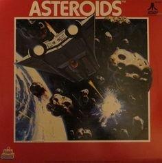Asteroids Record, sweet!
