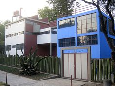 #Diego Rivera and #Frida Kahlo #house, Mexico City