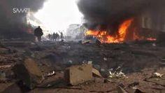 Siria acusa a Israel de atacar el aeropuerto militar de Damasco