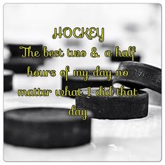 Quote Unkown Fortheloveofhockey Hockey