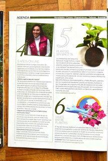 Revista Jardin / marzo 2013